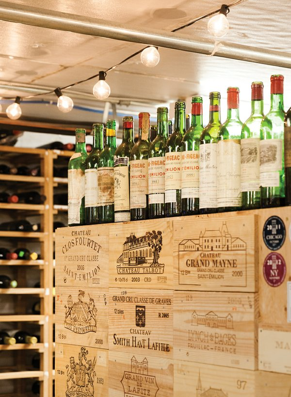 Wine Bottles Wine Storage LLC