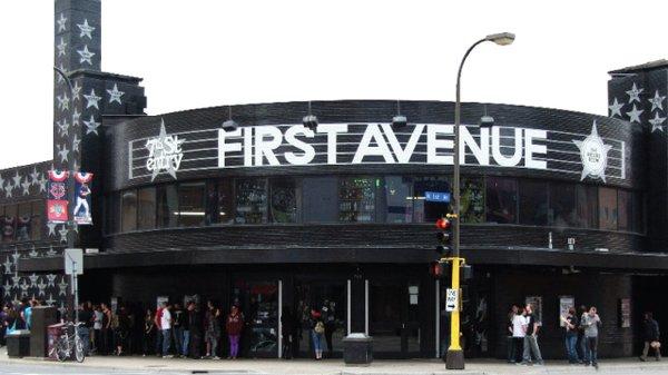 First Avenue