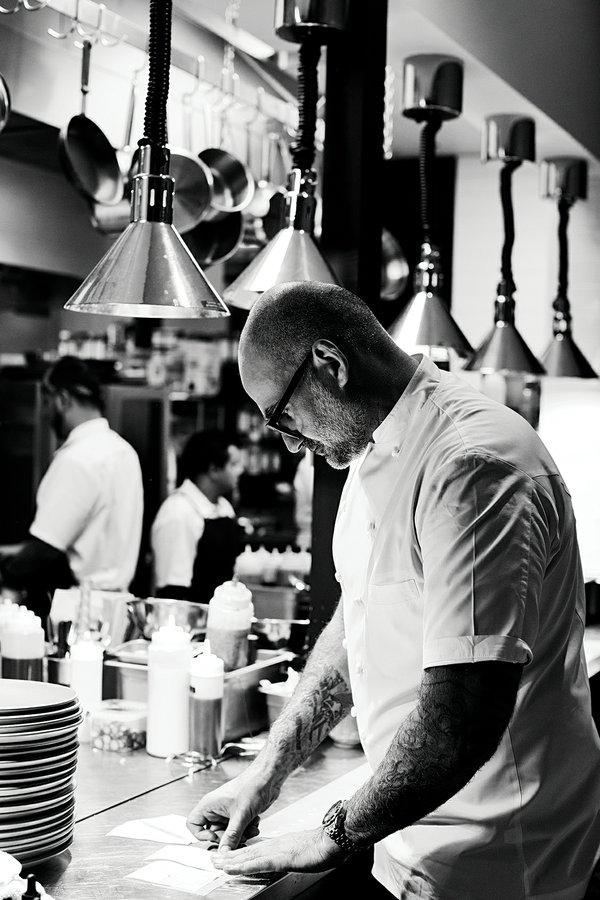 Colita Chef Daniel del Prado