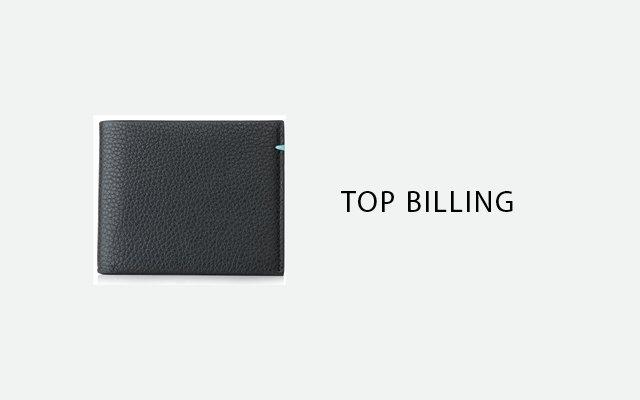 Stitch Billfold Wallet, by Tiffany & Co.