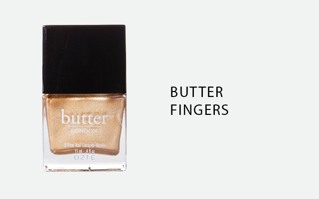 Nail lacquer in Marbs by Butter London