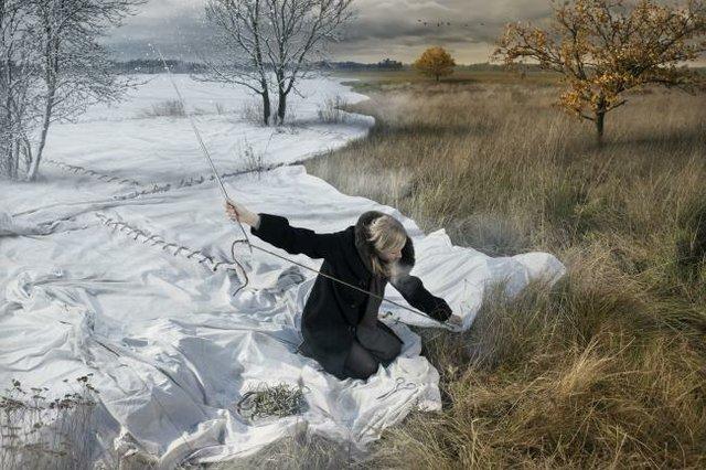 """Expecting Winter"" by Erik Johansson"