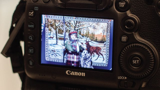 6: Shelly Mosman camera