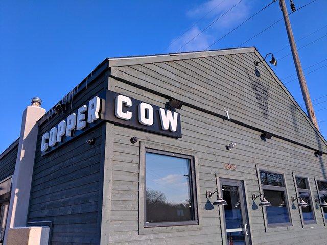 Copper Cow Kitchen & Bar in Glen Lake