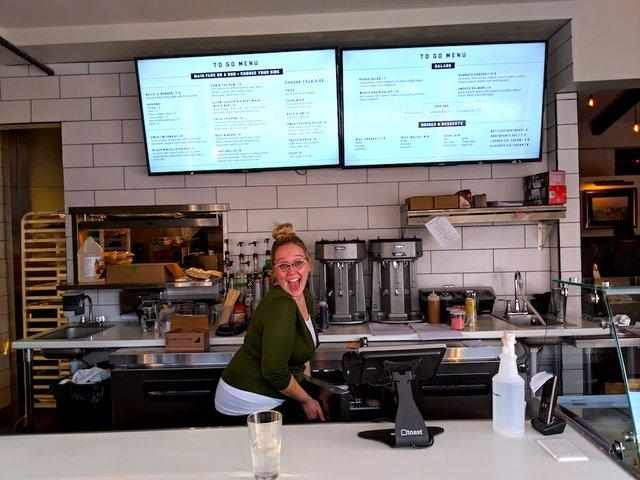 Copper Cow Kitchen & Bar Owner Danielle Bjorling