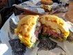 Reveal burger