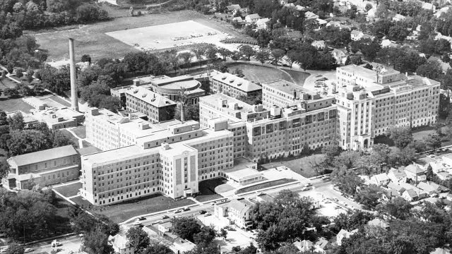 Saint Mary's Hospital in Rochester