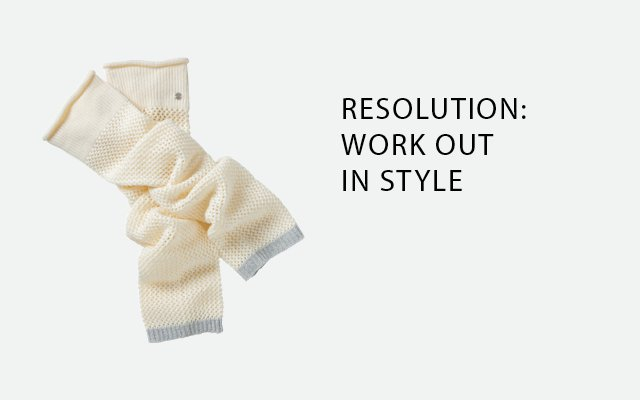 Falling freely leg warmers from Lululemon