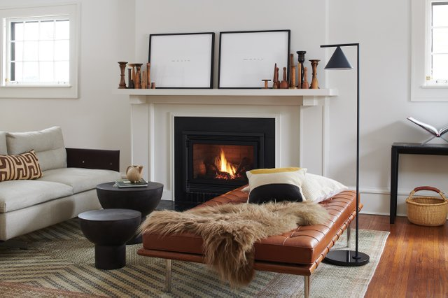 Sarah Schultz Living Room