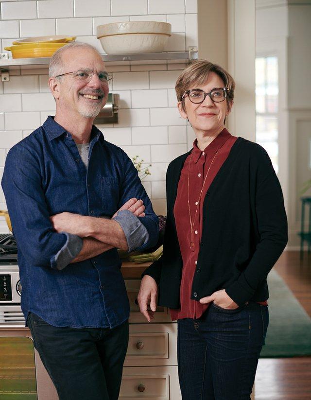 Jeffrey Sugerman and Sarah Schultz