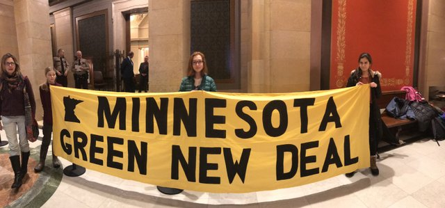 Minnesota Green New Deal