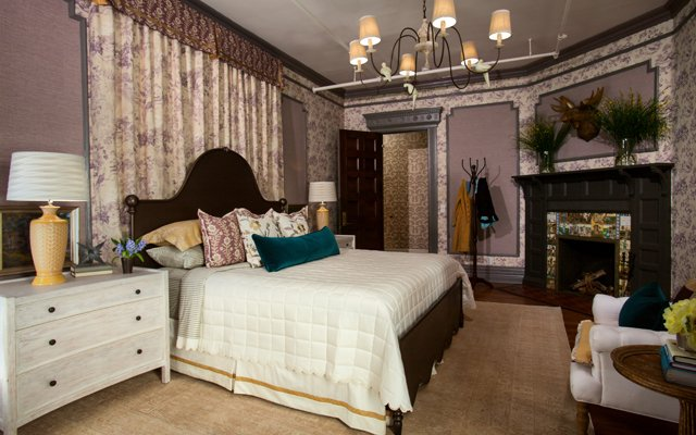 The Storybook Suite, designed by Brooke Voss and Martin...