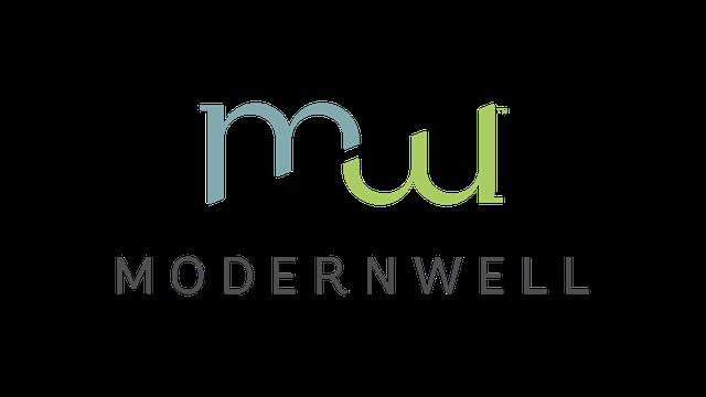 M W Modernwell logo