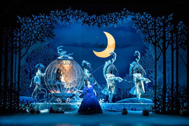 Cinderella at the Children's Theatre Company