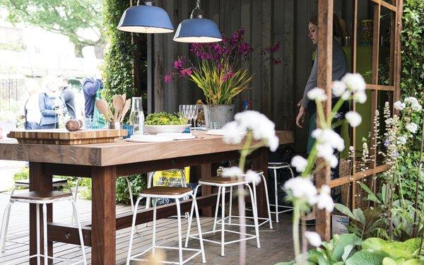 Mini Backyard Retreats