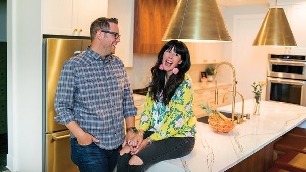 Brad and Heather Fox