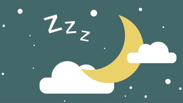 The Sleep Guide Moon