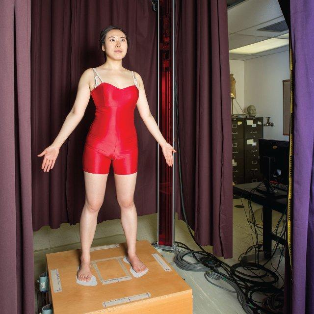 The University of Minnesota Human Dimensioning Lab