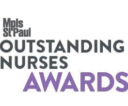 outstanding nurses awards logo