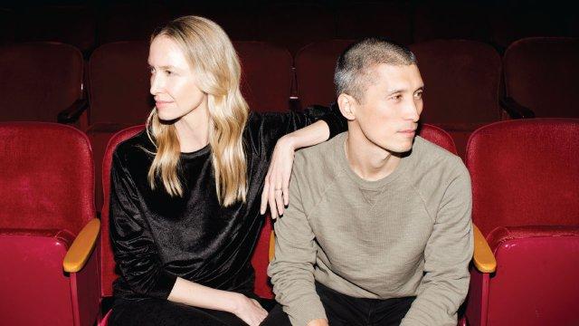 Eddie Nandenberger and Kate Nordstrum