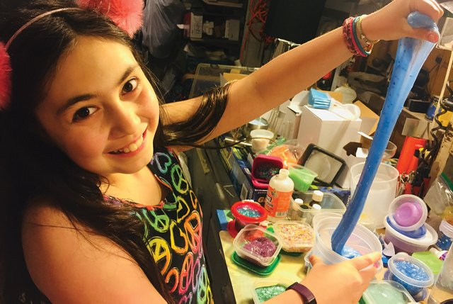 Tobi Grumdahl makes Slime