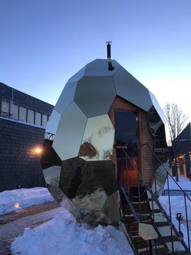 Going Inside the Solar Egg