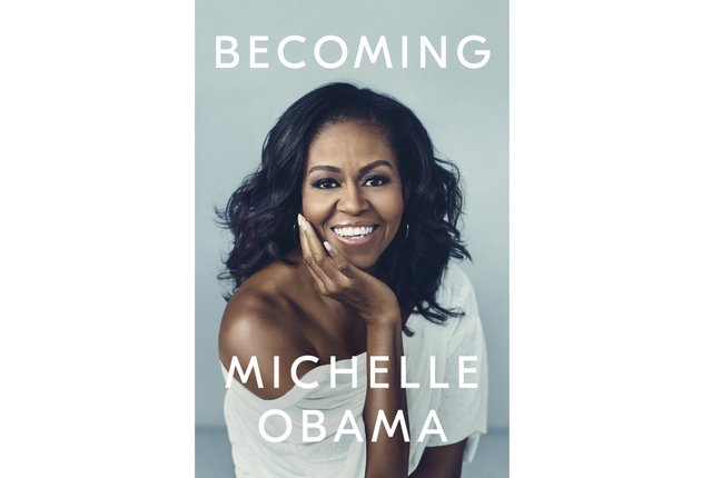 """Becoming,"" Michelle Obama"