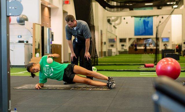 Downtown S Sports Medicine Scene Boasts Mayo Clinic Standard