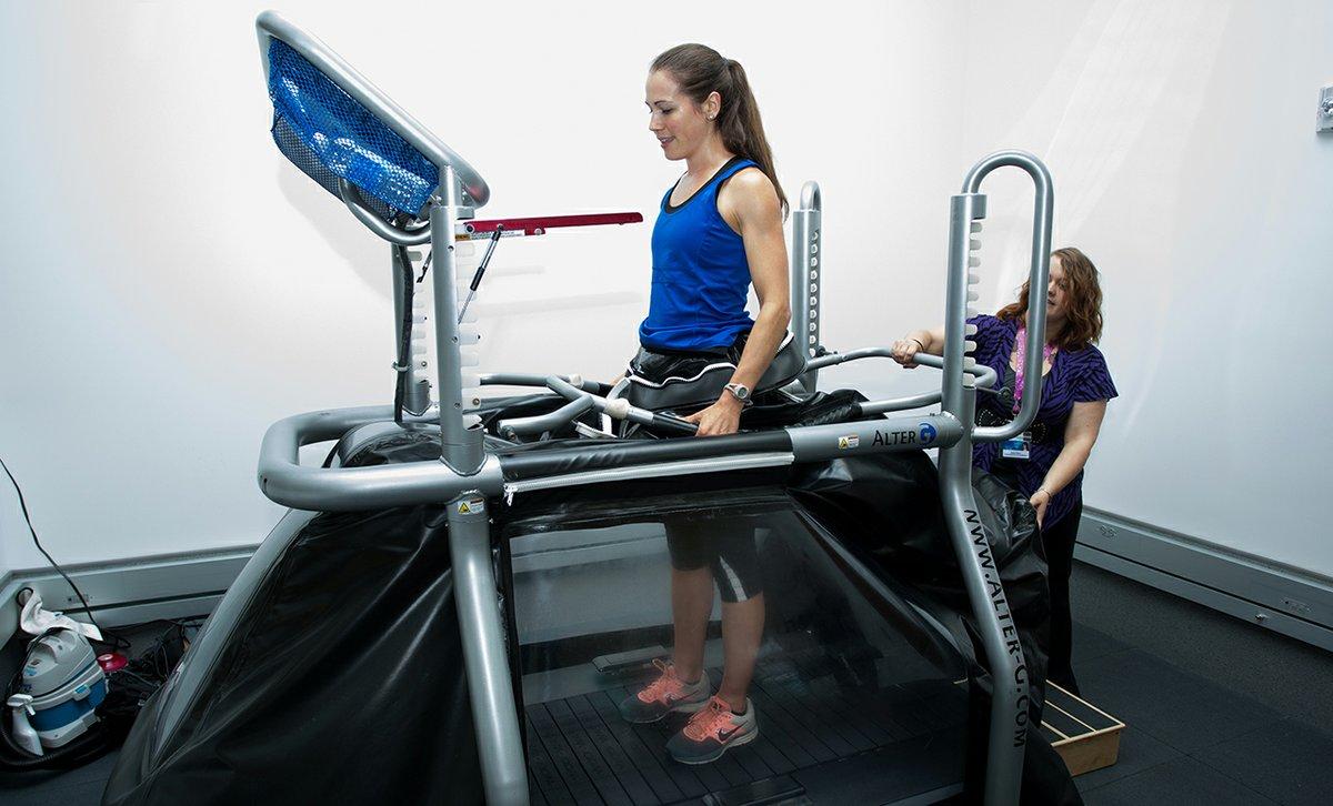 Downtown's Sports Medicine Scene Boasts Mayo Clinic Standard With