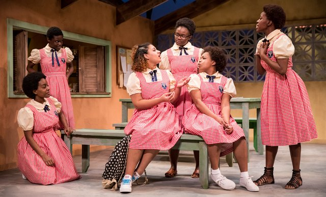 The Jungle Theater's School Girls