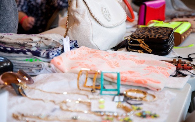 Accessories options at Mpls.St.Paul Magazine's spring f...