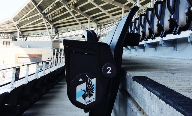 Allianz Field Seat