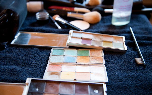 Palettes and makeup brushes at Mpls.St.Paul Magazine's ...