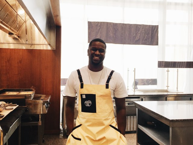Chef Gerard Klass of Soul Bowl