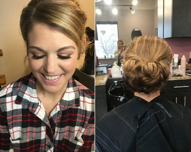 Jenna Hair Makeup