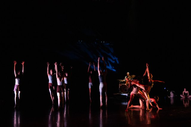 "James Sewell Ballet, ""Body Beats"""