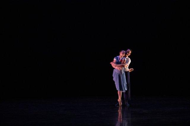 "James Sewell Ballet, ""Romance"""