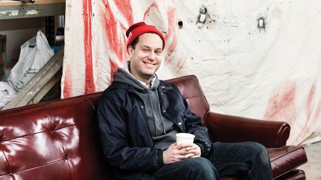 Chris Pennington at Can Can Wonderland