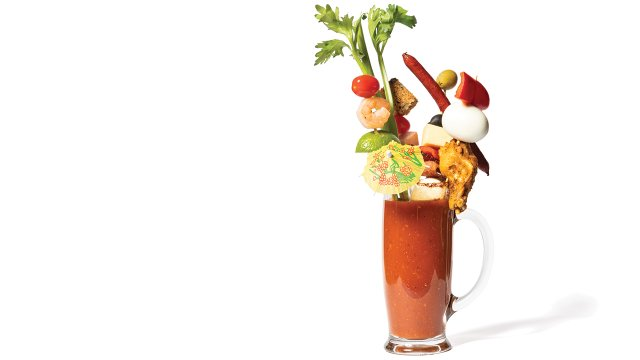Hell's Kitchen Bloody Mary