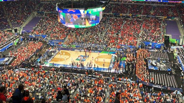 2019 NCAA Men's Final Four at U.S. Bank Stadium