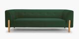 Spruce green Alma sofa