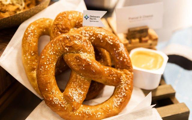 Allianz Field Hungry Loon Pretzel