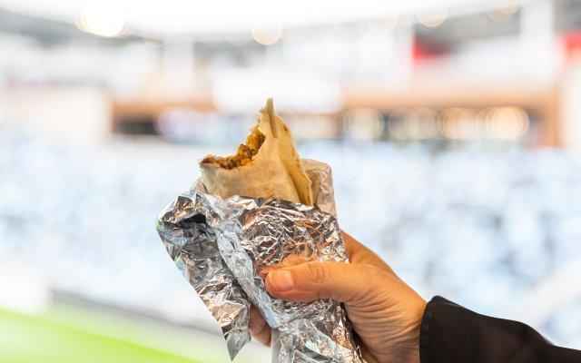Allianz Field Brasa Burrito