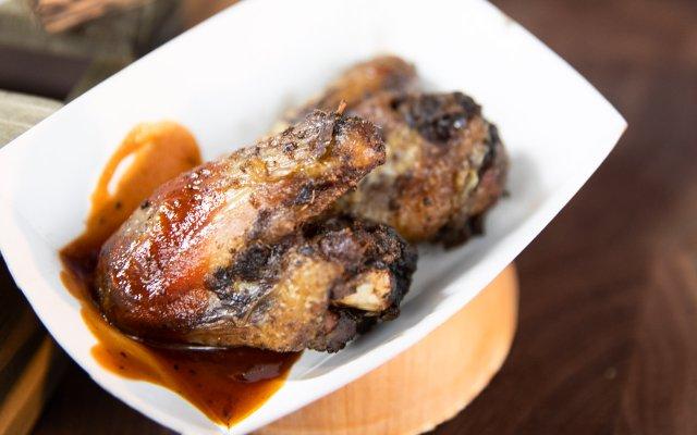 Allianz Field West Indies Jerk Chicken Wings