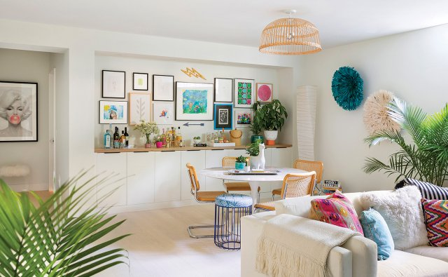 A Secondary Living Space