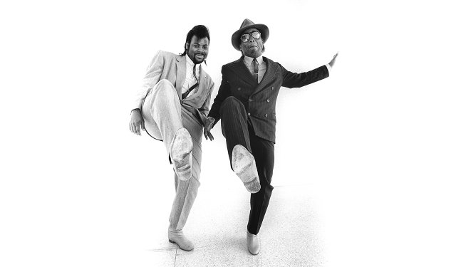 Jimmy Jam and Terry Lewis, 1984