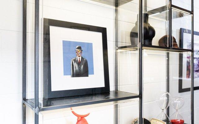 artwork on display at Cobble Social House