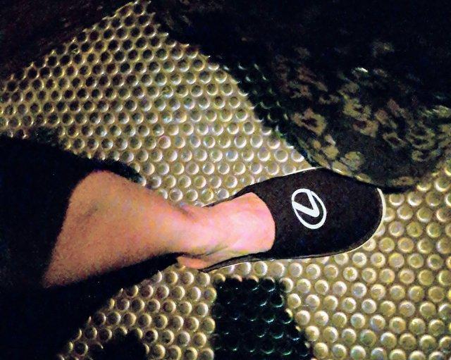 Lexus slippers