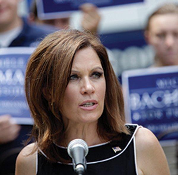 Congresswoman Michele Bachman