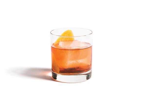 The Oaxacan Old-Fashioned at Eastside